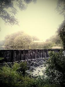 Dam at Tankerhoosen