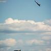 Blue Angels Aerobatic Flight Team's F/A-18 Hornets