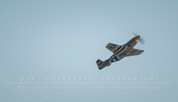 "North American P-51D Mustang ""Never Miss"""