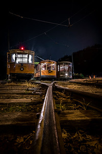 2018 CT Trolley Museum Evening Photoshoot