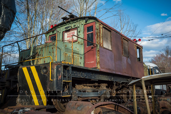 2015 CT Trolley Museum Evening Photoshoot