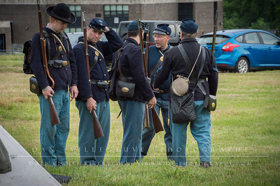 Civil War Encampment (2015)
