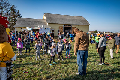 Strong Family Farm's Chicken Run 5k 2019