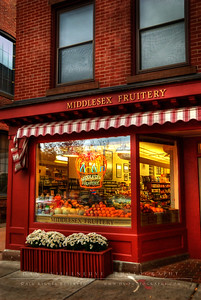 Middlesex Fruitery on Main Street