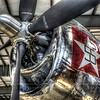 Boeing B-29A 'Superfortress' #1 Engine