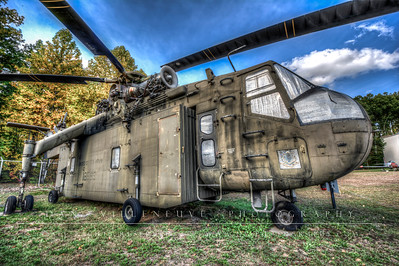 Sikorsky Aircraft CH-54B 'Tarhe' (S-64B 'Skycrane')