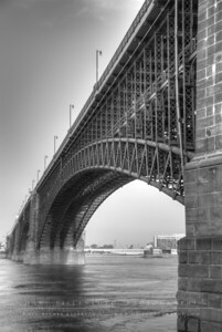 Eads Bridge (north view)