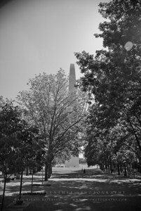 The Arch from the northern park.