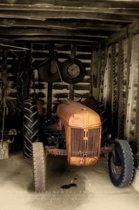 The old Ford  Villeneuve Farm, Bedford, NH