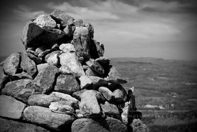 Ridge-line Cairn