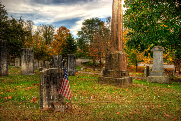 Elmwood Cemetery Vernon, CT