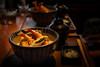 Tempura Shrimp and Peppers