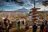 Chureito Pagoda 4
