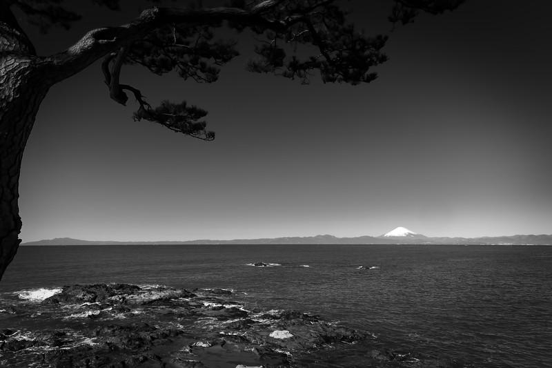 Miura Peninsula Seascape