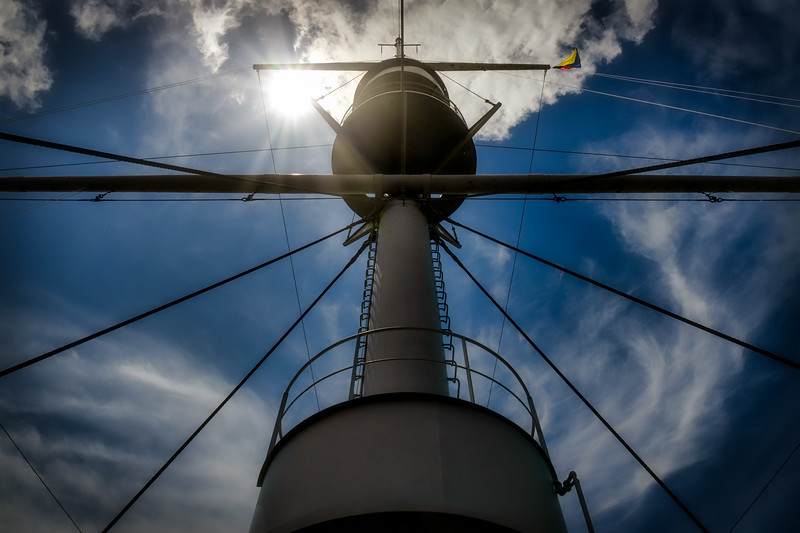 Old Mast