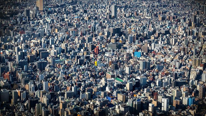 Tokyo Aerial 1
