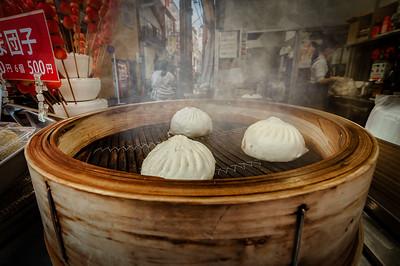 Steaming Dim Sum