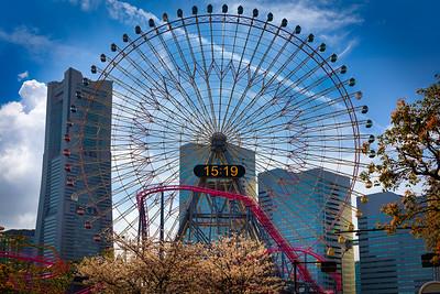Cosmo Clock Cherry Blossoms 2