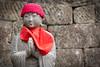 Temple Statue