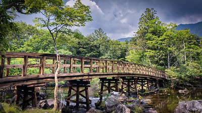 Bridge at Yunoko