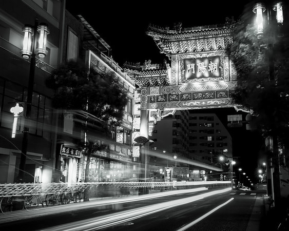 Chinatown Gate 2