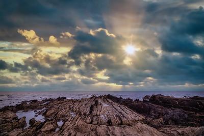 Sagami Bay Clouds