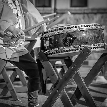 Taiko Drum 6
