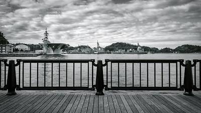 JMSDF Docks