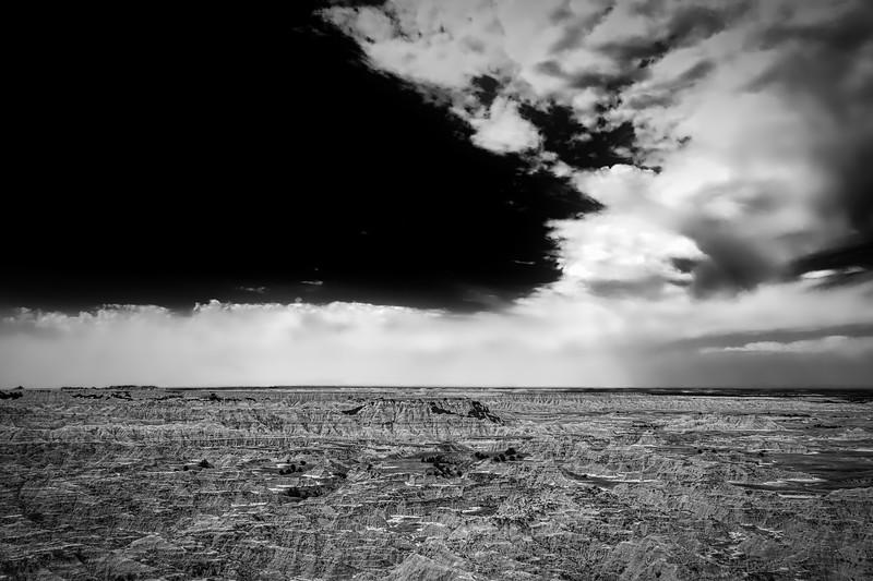 Badland Skies