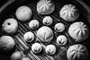 Dumplings 5 (B&W)