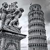 Towering