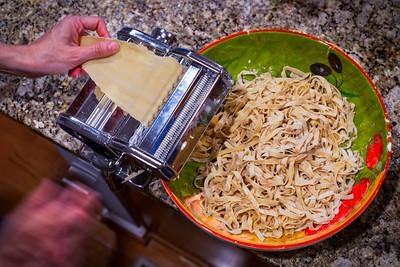 Making Pasta 1