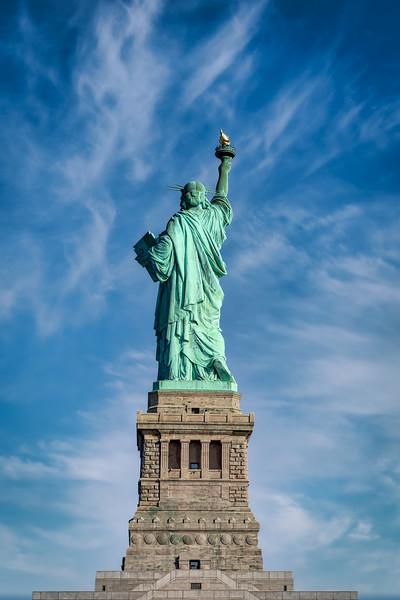 Behind Liberty