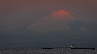 Fuji Morning 2
