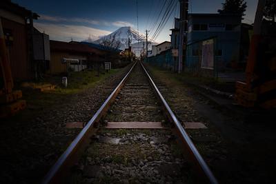 Fujiyoshida Rails