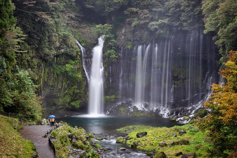 Shiraito Falls 1