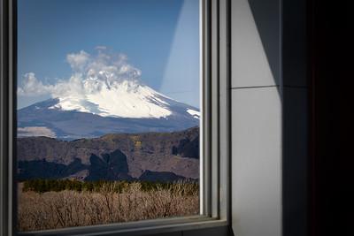 Window of Fuji