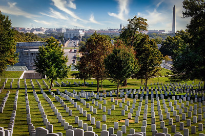 View from Arlington