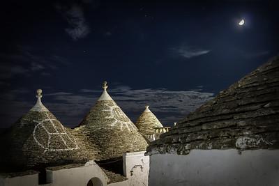 Puglia Moon