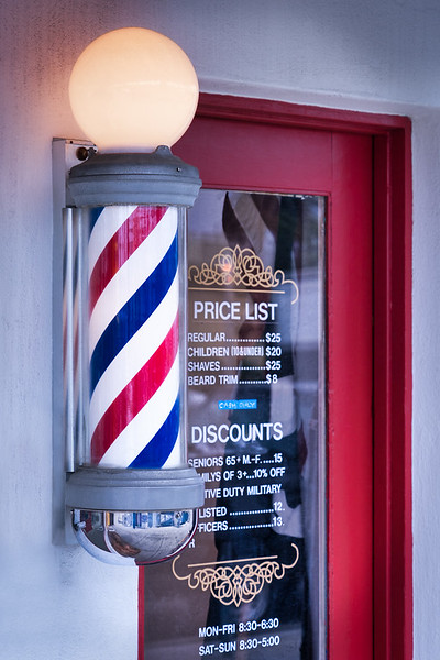 Red Door Barber