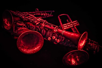 Horns in Red