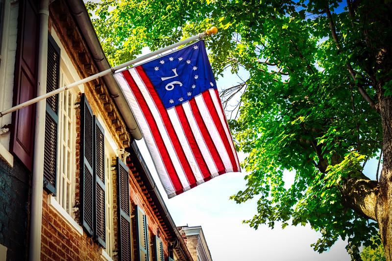 Bennington Flag 2