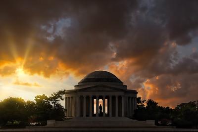 Jefferson's Silhouette 2