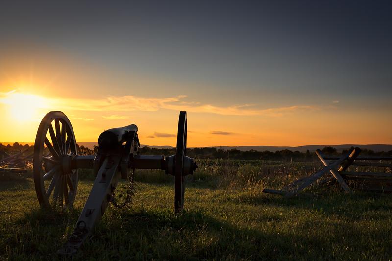 PA Sunset