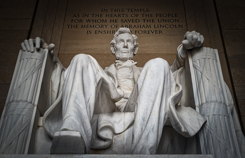 Looking up to Abe