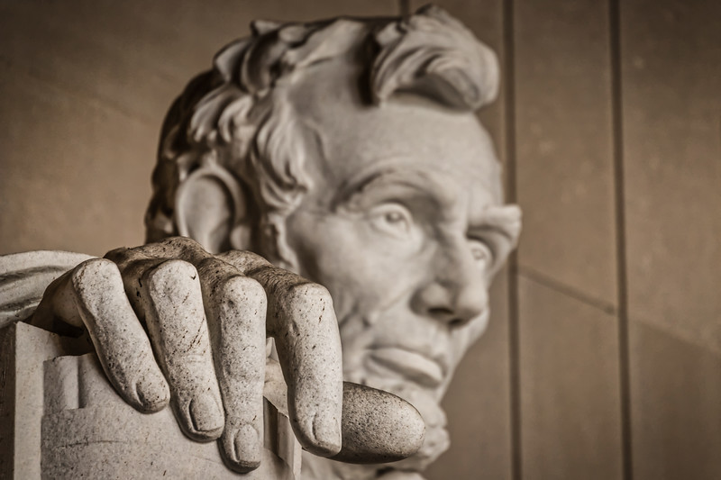 The Hand of Abe