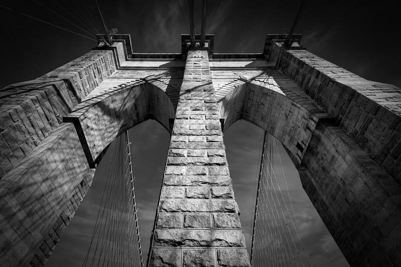 Brooklyn Bridge Tower