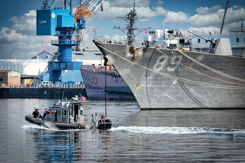 Navy Police 3
