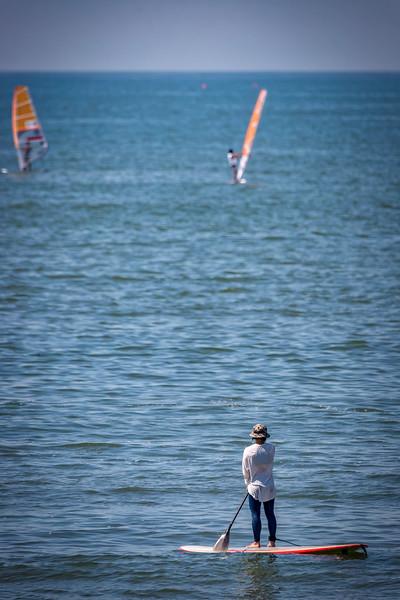 Sagami Bay Paddleboarder 1
