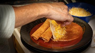Making Entomatadas